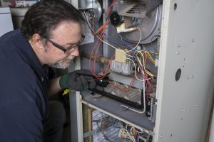 Furnace Repair Man